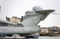 Soviet Ekranoplan 69