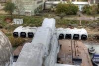 Soviet Ekranoplan 73