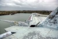 Soviet Ekranoplan 74