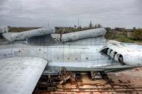 Soviet Ekranoplan 79