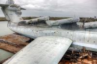 Soviet Ekranoplan 80