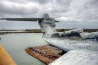 Soviet Ekranoplan 81