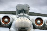 Soviet Ekranoplan 84