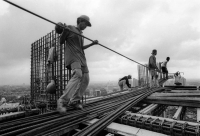 Steel Fixing In Indonesia