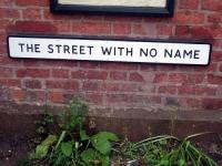 Street Names 16