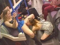 Subway Babes 01