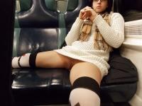 Subway Babes 08