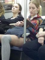 Subway Babes 27