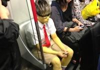 Subway Strangeness 02