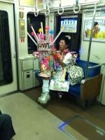 Subway Strangeness 21