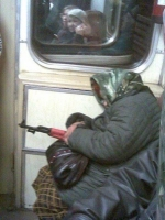 Subway Strangeness 23