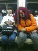 Subway Strangeness 06