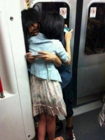 Subway Strangeness 10