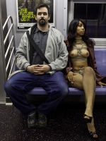 Subway Strangeness 18