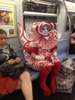 Subway Strangeness 37