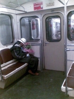 Subway Strangeness 15