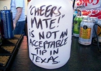 Tip Jar Humour