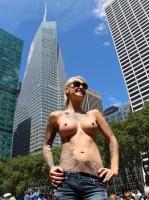 Topless Pulp Fiction Appreciation Society 27