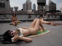 Topless Pulp Fiction Appreciation Society 35