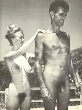 Vintage naturist images
