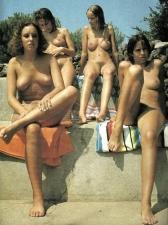 Vintage Nudists 45