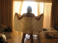 Whats Under The Towel 29
