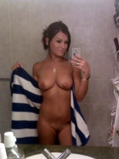 Whats Under The Towel 08