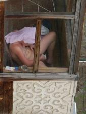 Window Voyeuring 01
