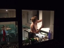 Window Voyeuring 16