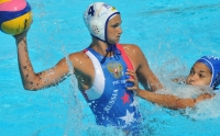 Womens Water Polo 08