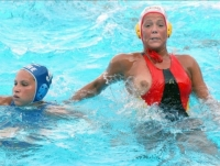 Womens Water Polo 30