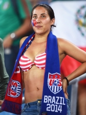World Cup Soccer Fans 20