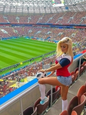 World Cup Soccer Fans 32