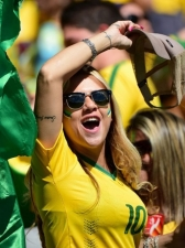 World Cup Soccer Fans 42