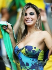 World Cup Soccer Fans 49
