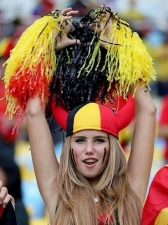 World Cup Soccer Fans 52