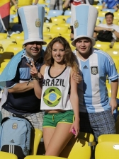 World Cup Soccer Fans 53