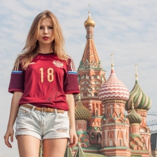 World Cup Soccer Fans 58