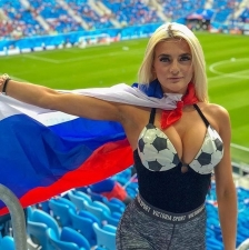 World Cup Soccer Fans 61