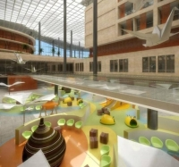 Worlds Most Luxurious Hospital Concept 12