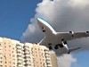 Airliner Comes In Terrifyingly Low For Residents