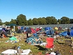 An Estimated 60k Tents Abandoned After Reading Festival Are Going To Landfill
