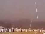Arabs Firing Into The Air