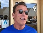 Arnold Schwarzenegger Is Happy To Be Free