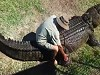 Aussie Bushman Shows Us How To Crocodile