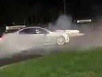 Aussie Cars Do The Best Burnouts