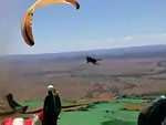 Bad Day To Be A Paraglider