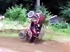Big Hard ATV Rollover With An Impressive Ending