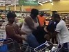 Bitches Fight Over Last Supplies At Walmart Before Hurricane Matthew Arrives