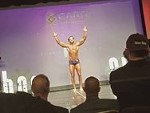 Bodybuilder Cant Backflip